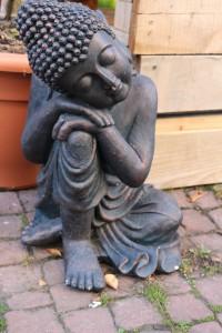 Buddah überdenkt seine Inspirationen!